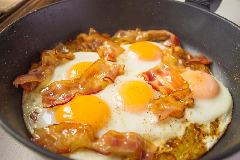 Блюдо на Завтрак Если твоя ТяН не умеет готовить